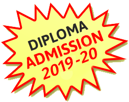 Diploma Admission's Academic Year 2019 - 2020